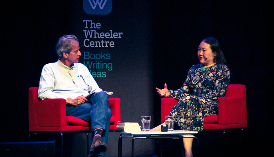 Jason Steger talks with Hanya Yanagihara