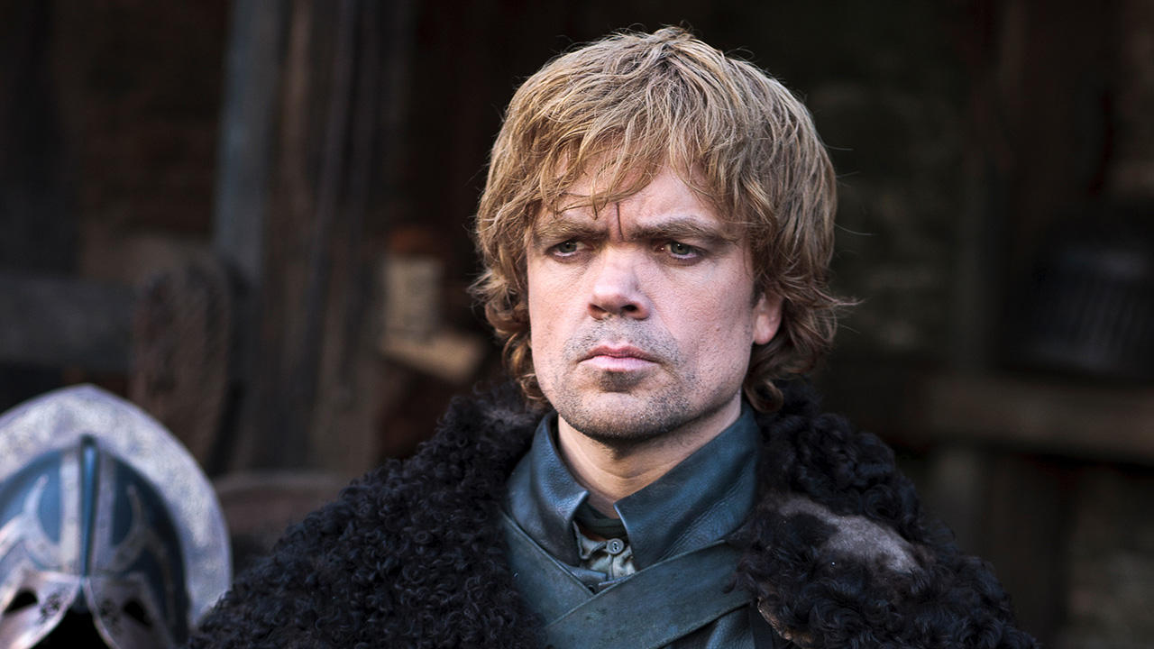 Peter Dinklage in *Game of Thrones*. 'If decapitations and regular helpings of bare breasts and buttocks are all you require of your television, step right up,' wrote one unimpressed reviewer.