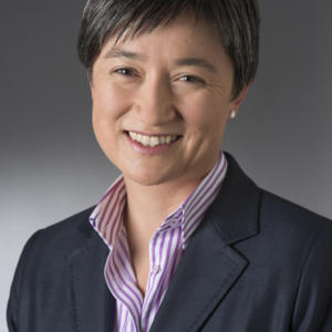 Portrait of Penny Wong
