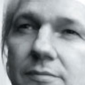 Promo image for O'Hagan to be Assange's Ghost