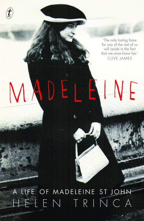 Cover image for Madeleine: A Life of Madeleine St John