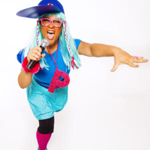 Promo image for Candy Bowers Does Hip Hop