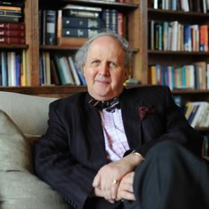 Portrait of Alexander McCall Smith