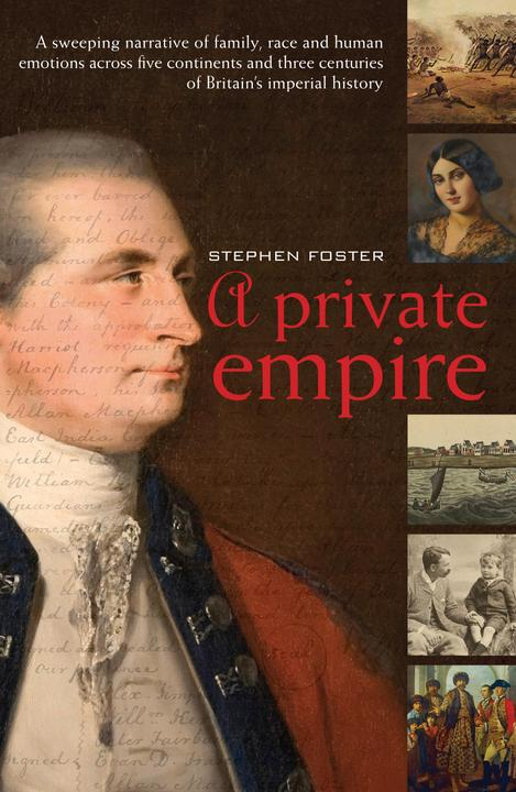 Cover image for A Private Empire