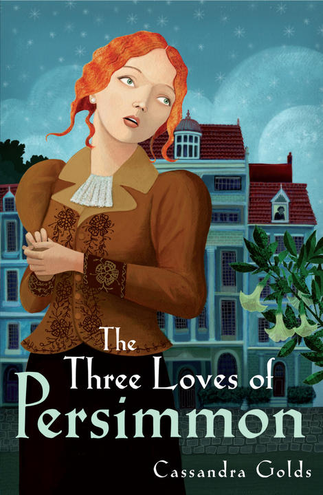 Cover image for The Three Loves of Persimmon