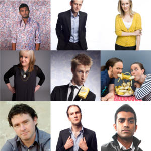Promo image for Election Special: Stand-Up … and Be Counted