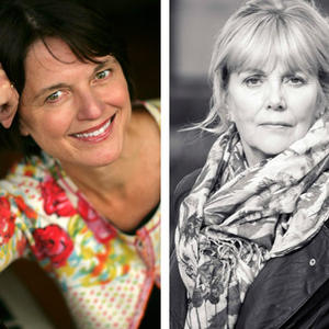 Promo image for Sylvia Nasar and Kate Atkinson
