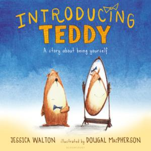 Promo image for Introducing Teddy, the Transgender Bear