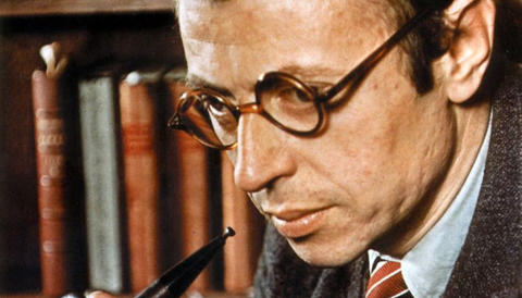 Promo image for Quick Draw: Did Jean-Paul Sartre write, direct and star in a nativity play?