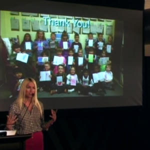 Promo image for Kaitlin Roig-DeBellis: Courage in the Classroom