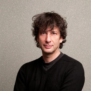 Promo image for Neil Gaiman