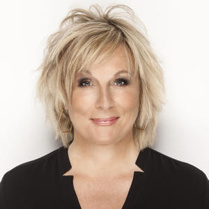 Portrait of Jennifer Saunders