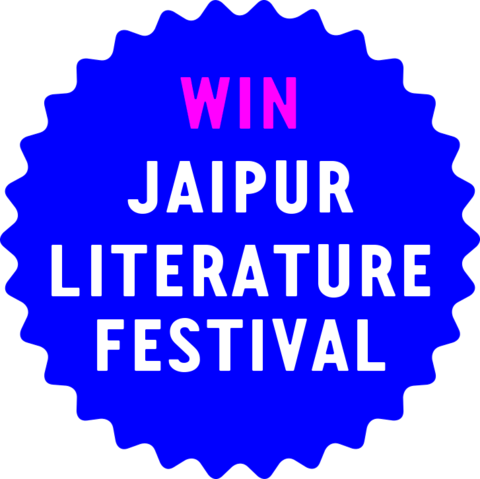 Image: Win a trip to Jaipur Literature Festival