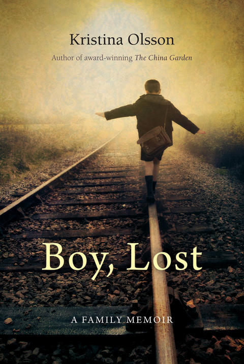 Cover image for Boy, Lost: A Family Memoir