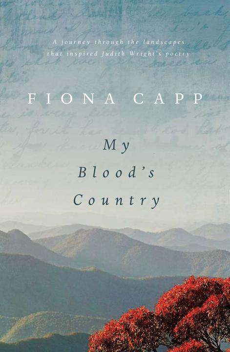 Cover image for My Blood's Country