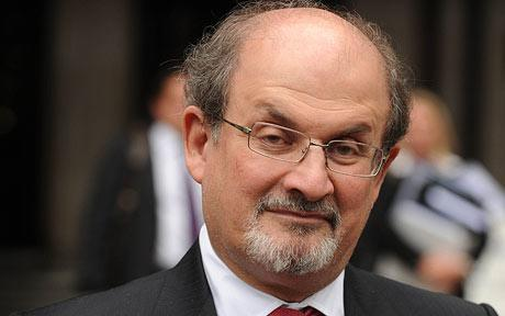Salman Rushdie: People here are asleep, I think. Very largely asleep to what's going on and you need to wake up'.