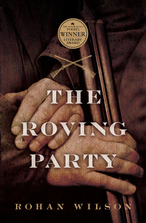 Cover image for The Roving Party