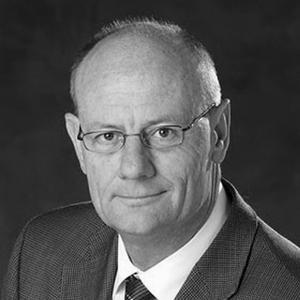 Portrait of Tim Costello