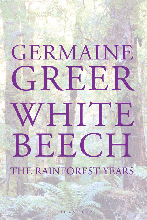Cover image for White Beech