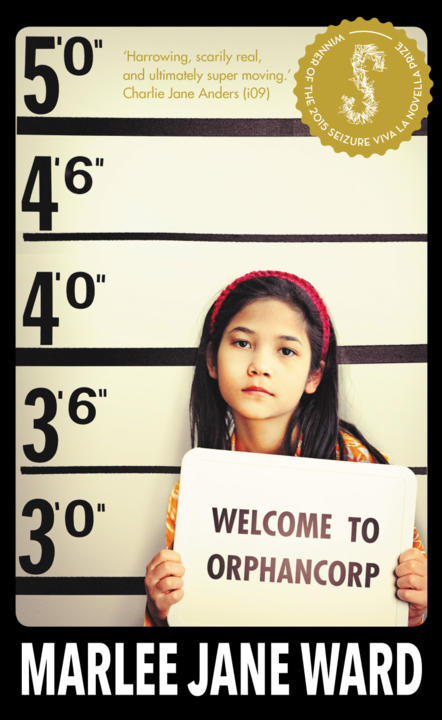 Cover image for Welcome to Orphancorp