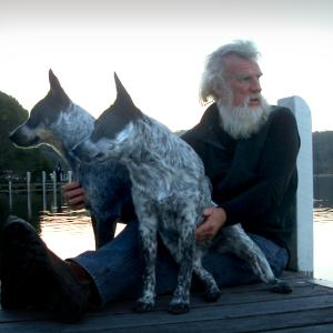 Portrait of Bruce Pascoe