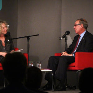 Cover image for of A Conversation with David Gonski