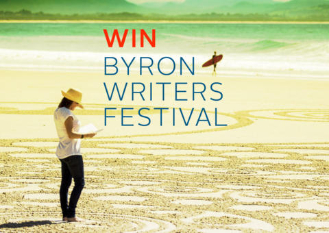 Subscribe to our Wheeler Weekly newsletter before 8 July, and you could win a trip to Byron Writers Festival.
