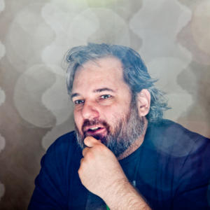 Portrait of Dan Harmon