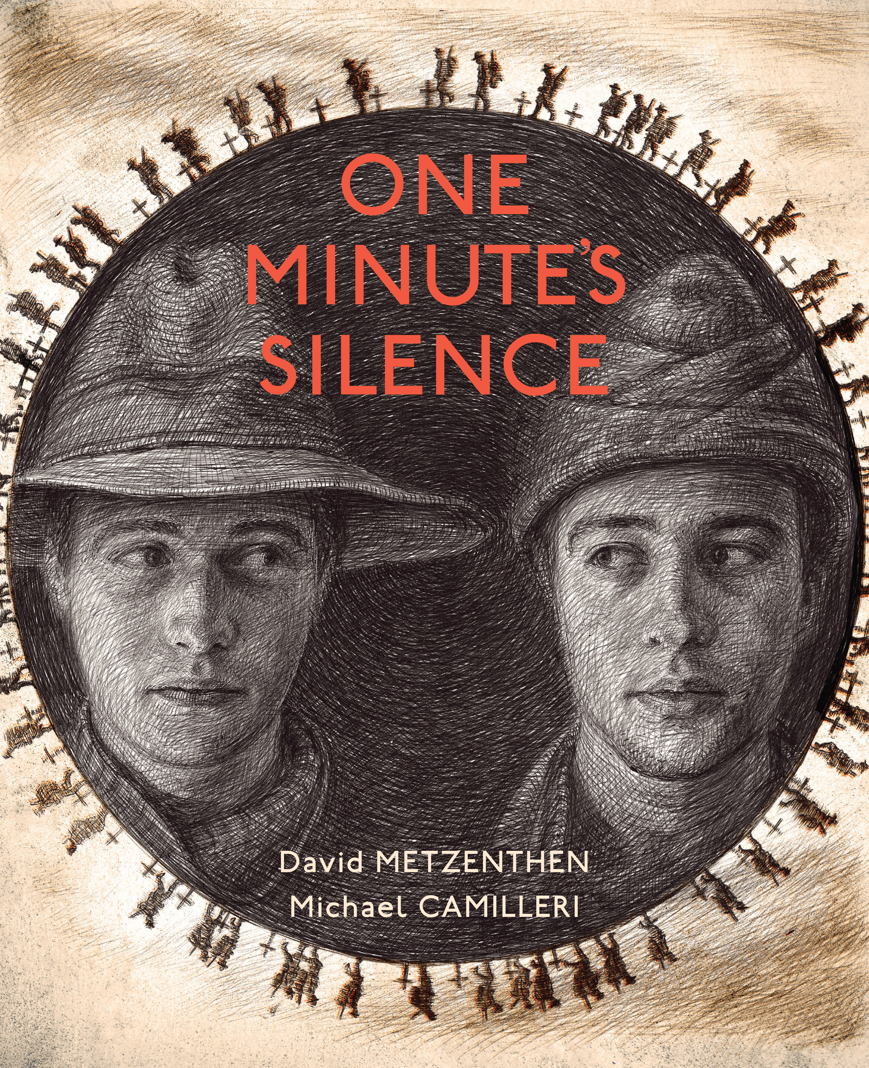 Cover image of the book 'One Minute's Silence'