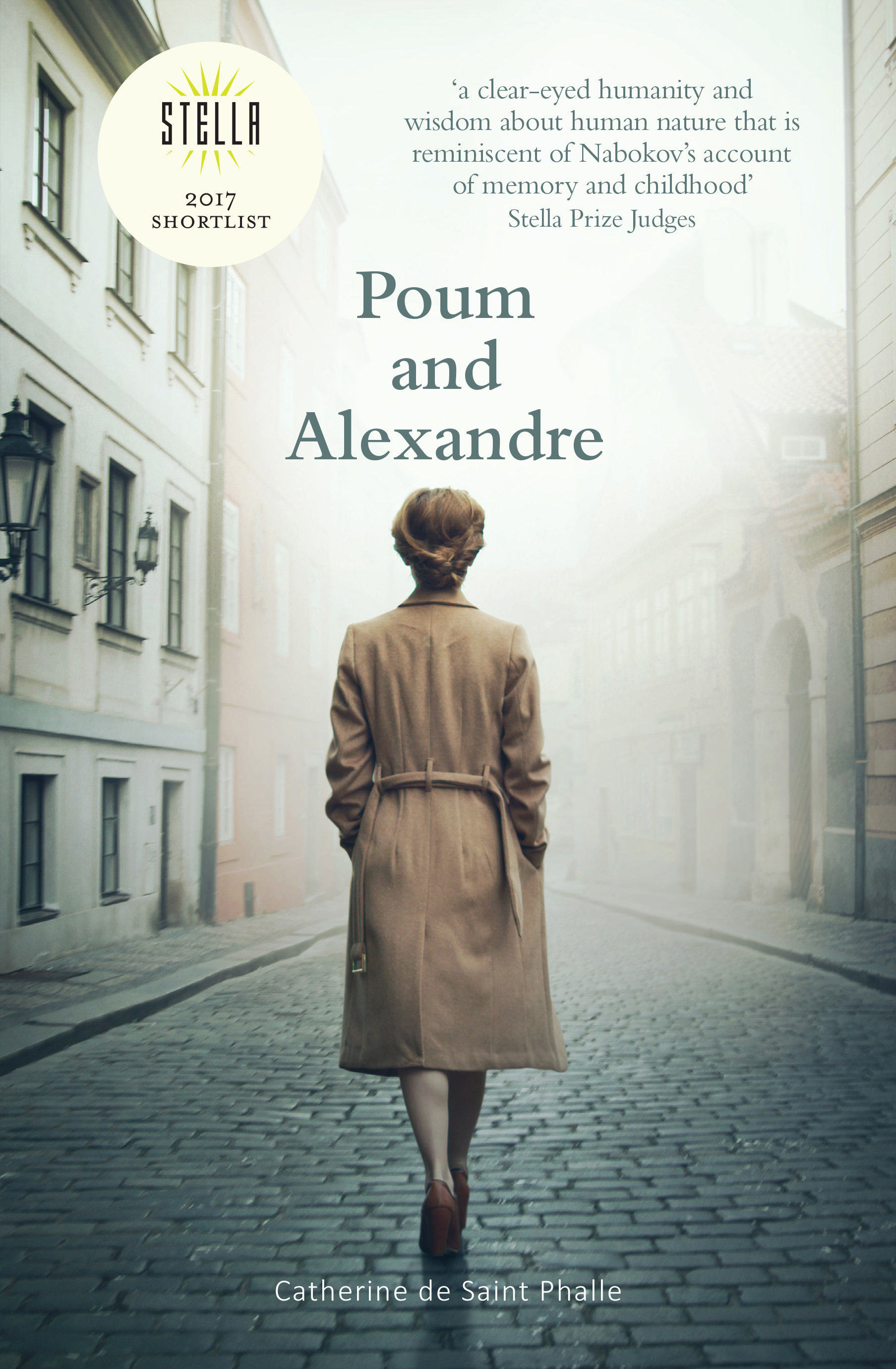 Cover image of 'Poum and Alexandre'