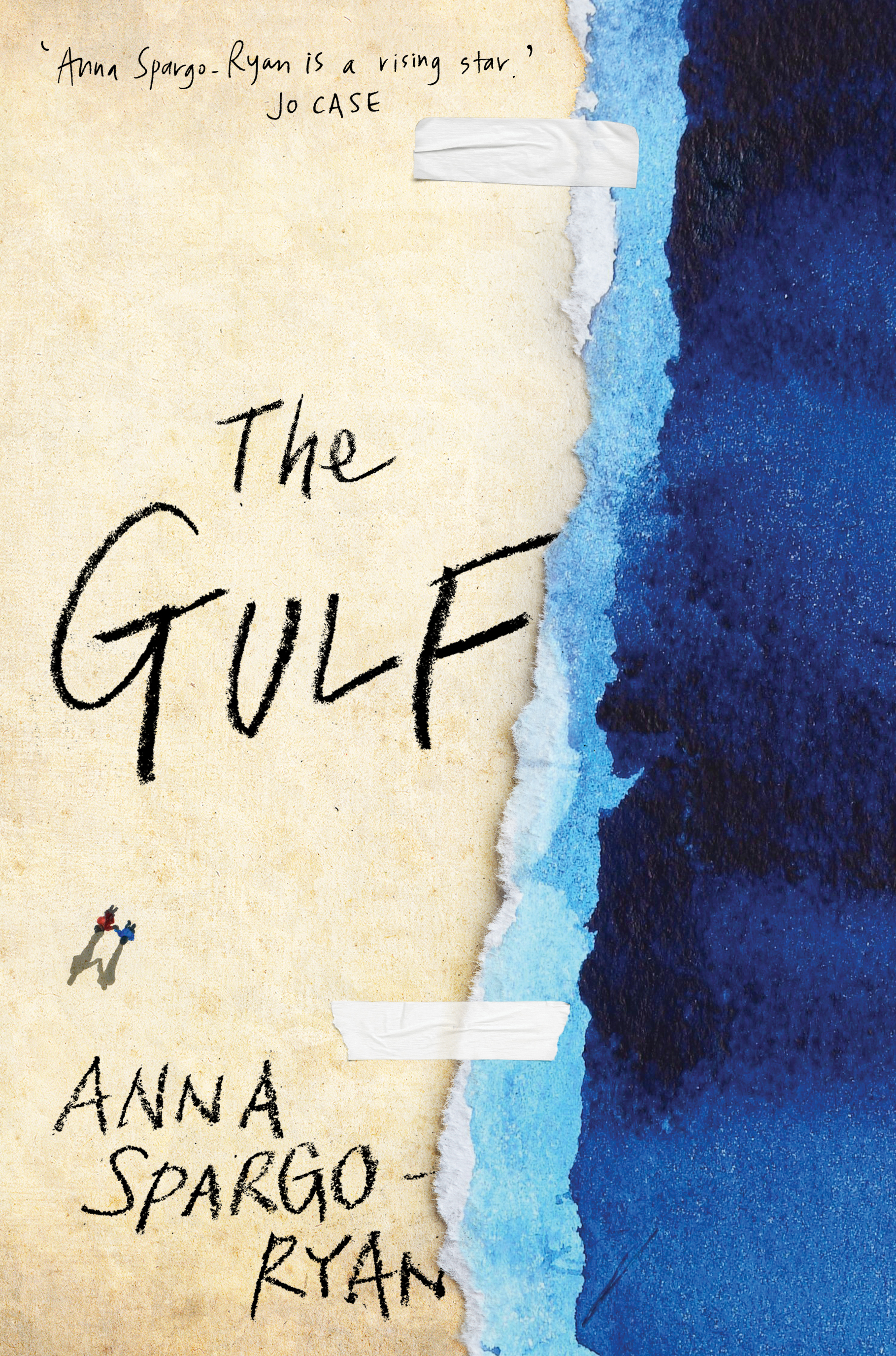 Cover image of the  book, 'The Gulf' by Anna Spargo-Ryan