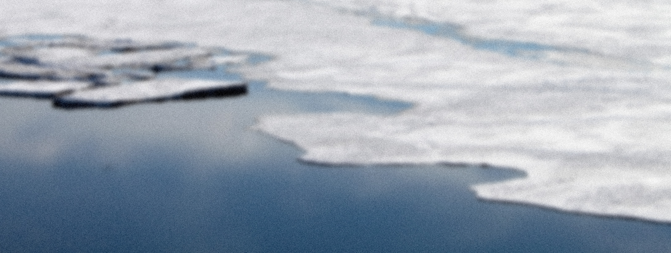 Photograph of ice in Antarctica