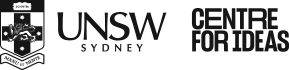 Logo: UNSW Sydney Centre for Ideas