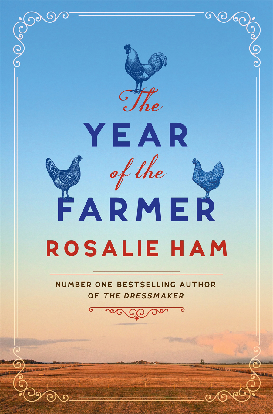 Cover image of 'The Year of the Farmer' by Rosalie Ham