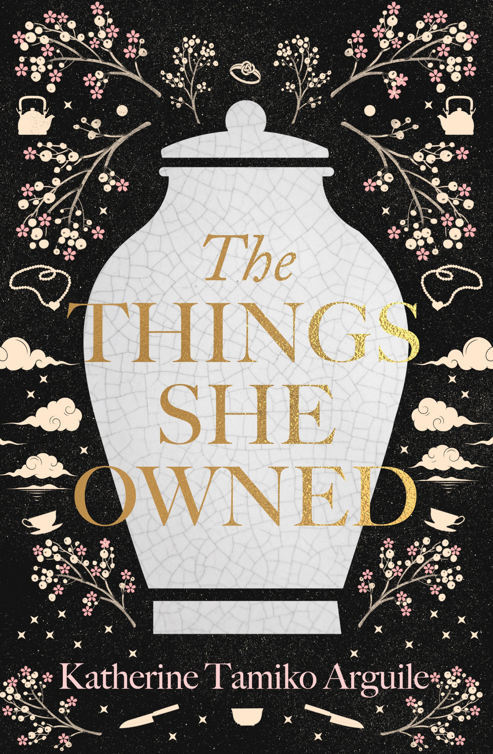 Cover image of 'The Things She Owned'