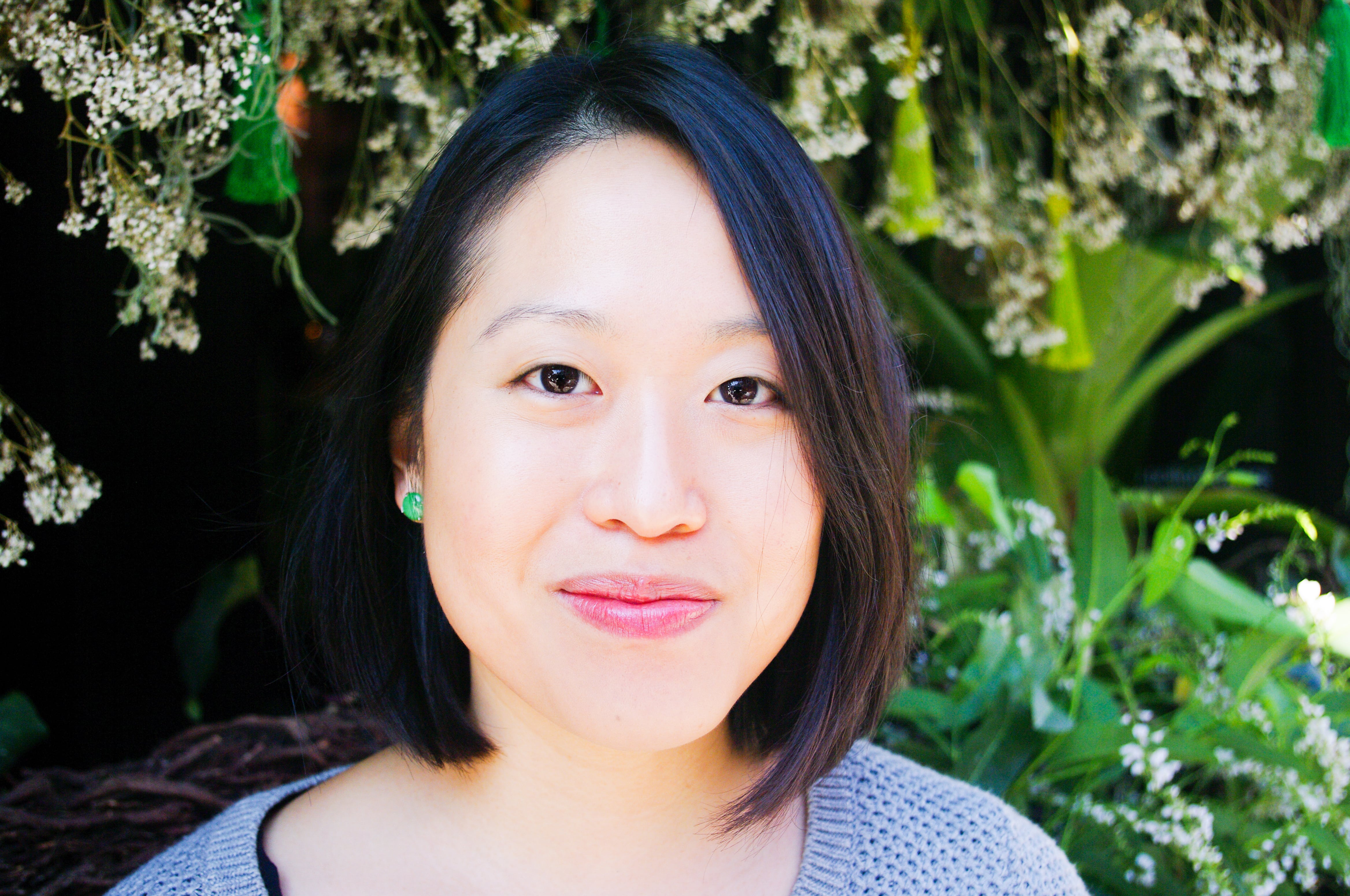 Photograph of writer and translator Tiffany Tsao