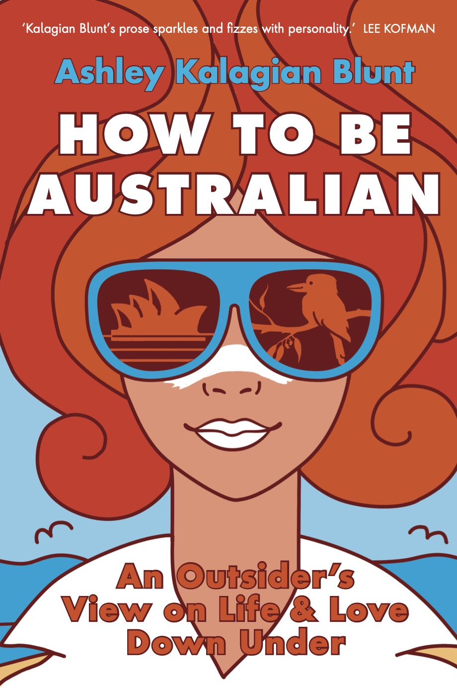 Cover image of the book 'How To Be Australian'