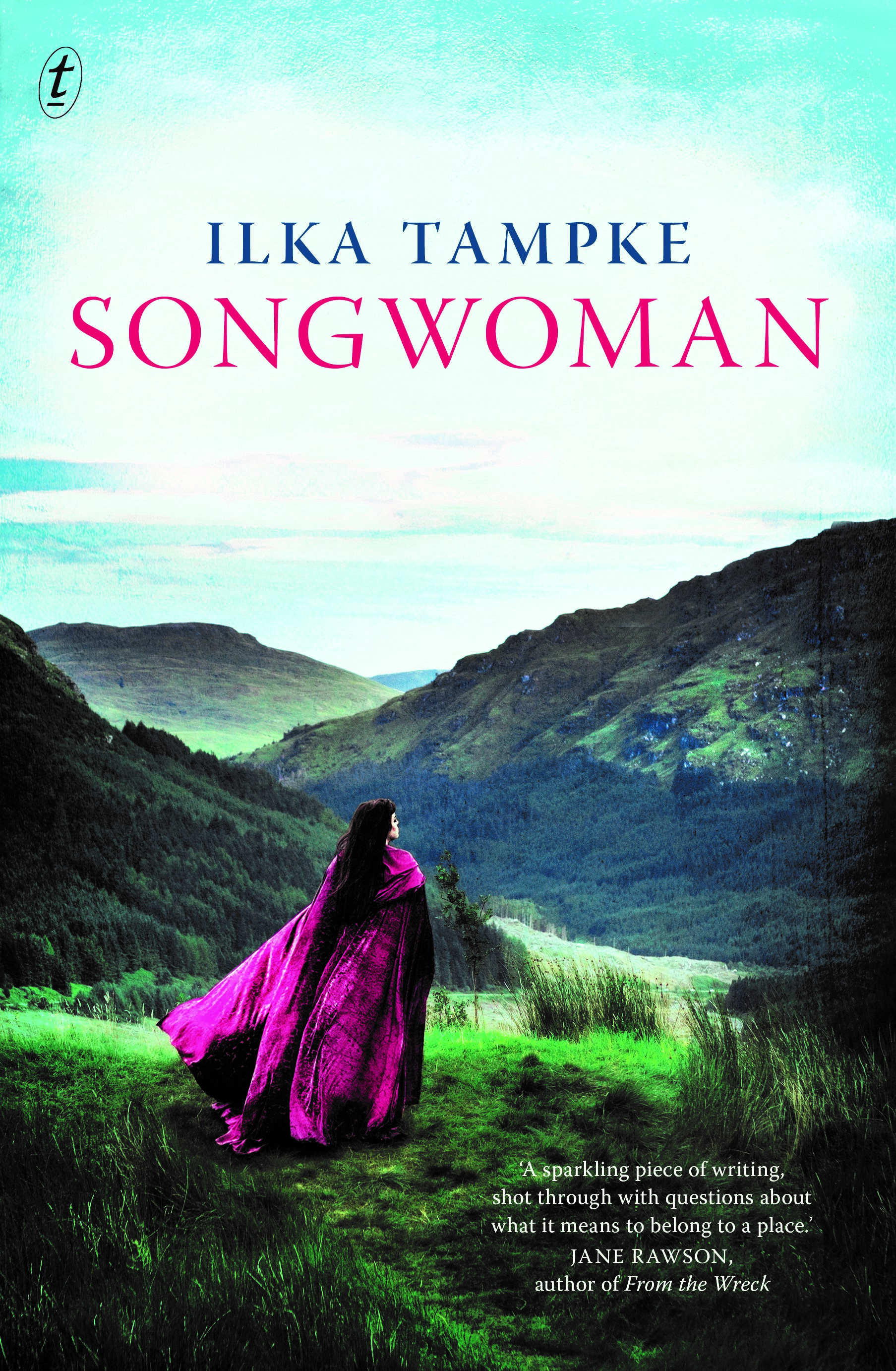 Cover image of 'Songwoman' by Ilka Tampke