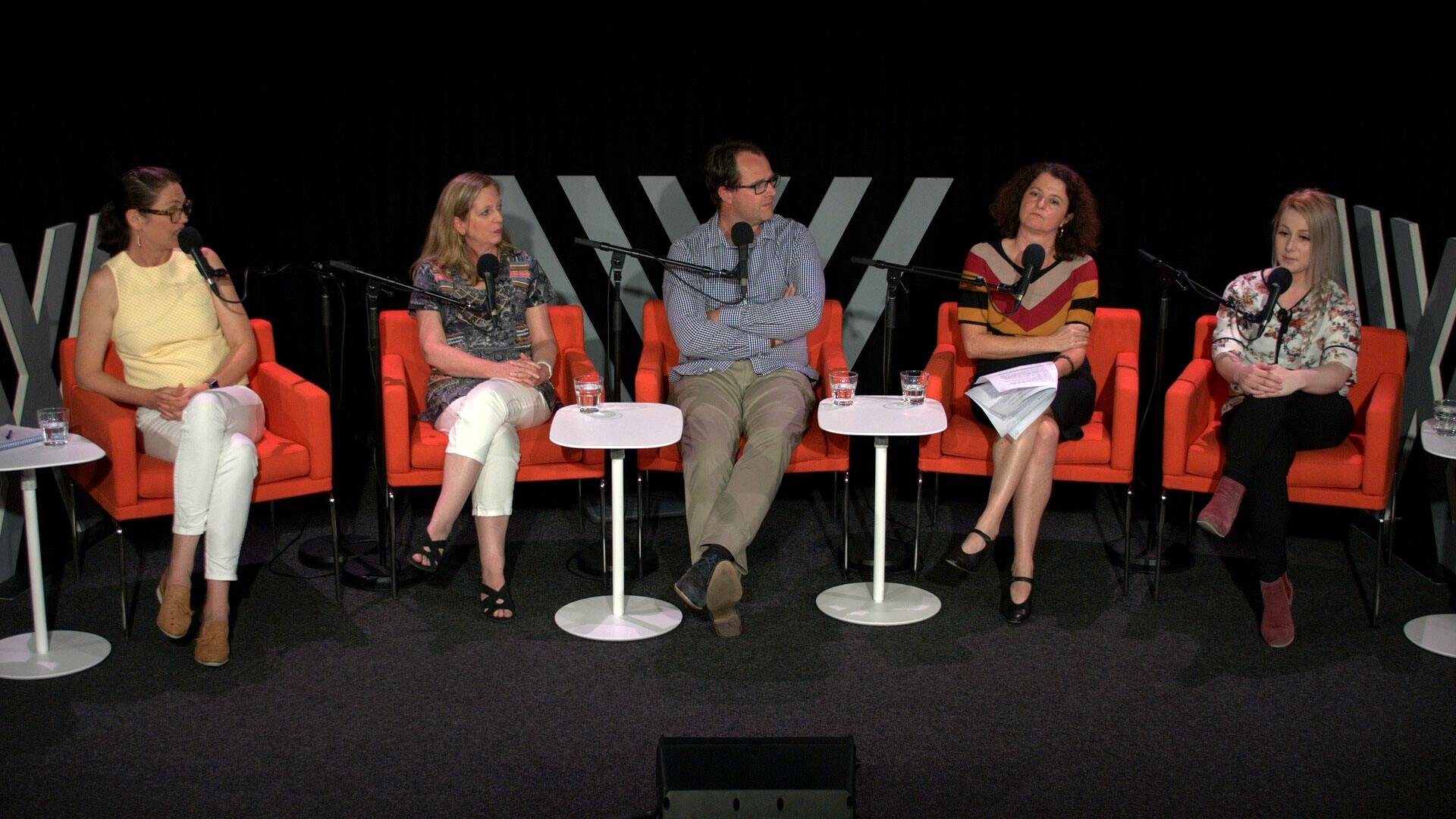 Photo of the panellists