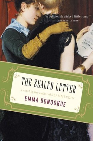 Cover of The Sealed Letter by Emma Donoghue