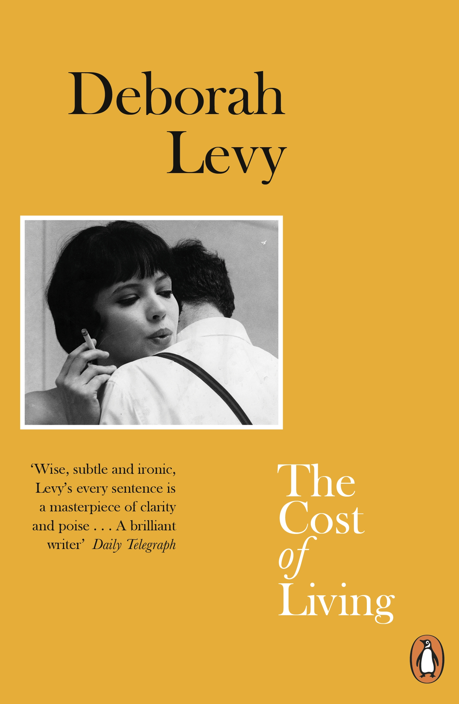 The Cost of Living book cover art