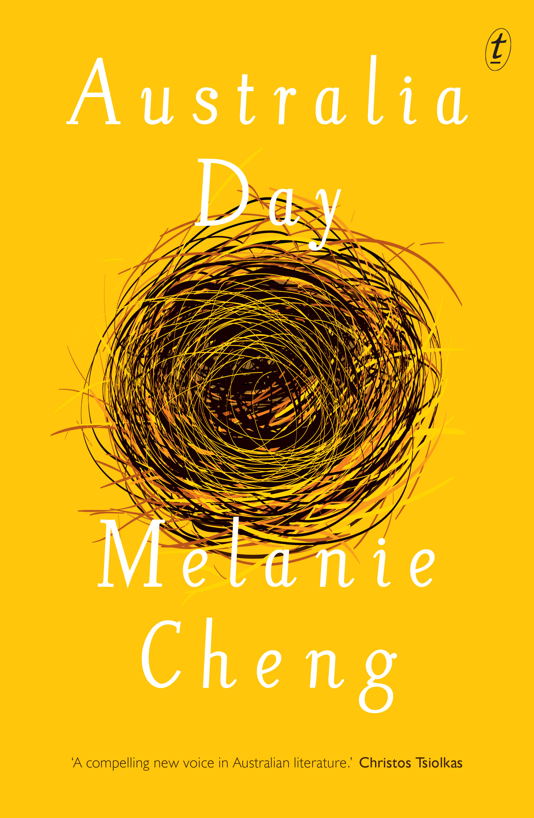 Cover of Australia Day by Melanie Cheng