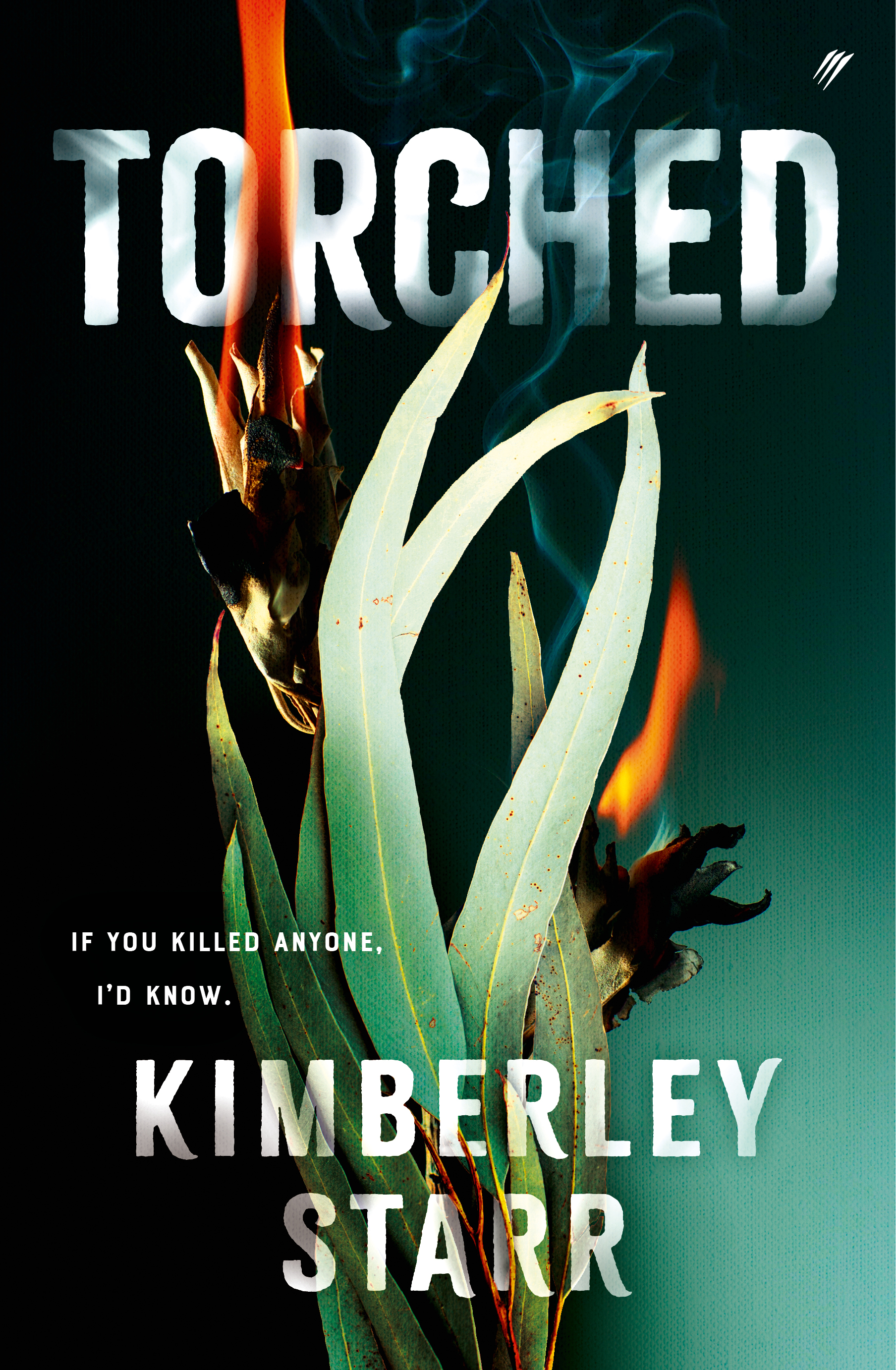 Cover image of 'Torched' by Kimberley Starr
