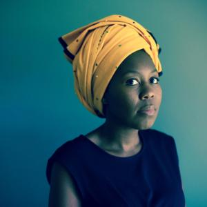Portrait of Sisonke Msimang