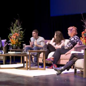 Tom Taylor, Will Kostakis, Kayla Rae Whitaker, Clementine Ford and Emily Sexton