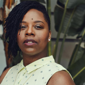 Portrait of Patrisse Cullors