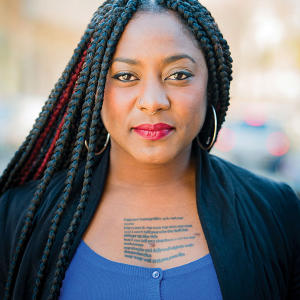 Portrait of Alicia Garza