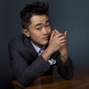 Portrait of Benjamin Law