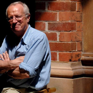 Portrait of Robert Fisk