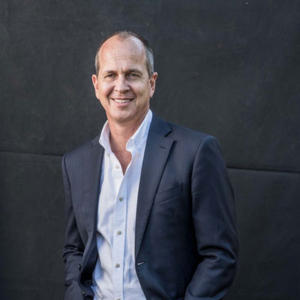 Portrait of Peter Greste